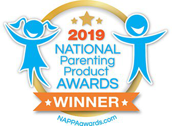 National Parenting Product Awards(NAPPA) 2019 Winner