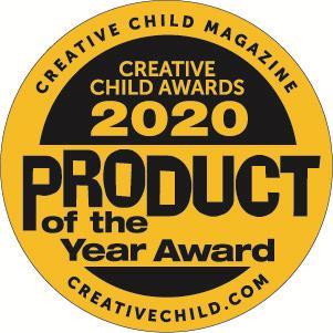 Creative Child Awards 2020 Product of the Year Award